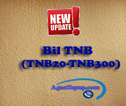 Bil-TNB-agen-topup